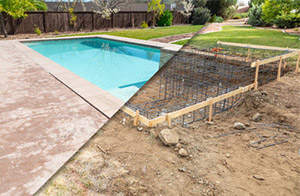 Pool Construction and Deck